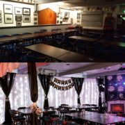 Before and after of Ards Rugby Club 25:11:17